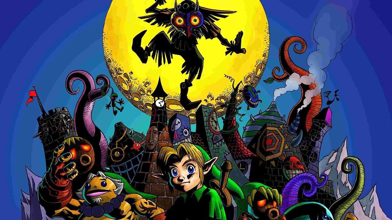 The Legend Of Zelda MajoraS Mask